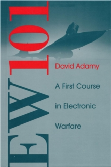 EW 101 : A First Course in Electronic Warfare, Hardback Book