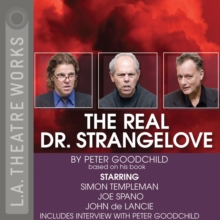The Real Dr. Strangelove, eAudiobook MP3 eaudioBook