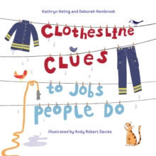 Clothesline Clues To Jobs People Do, Paperback / softback Book