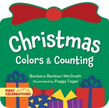 Christmas Colors & Counting, Board book Book