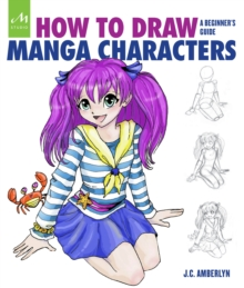 How To Draw Manga Characters, Paperback Book