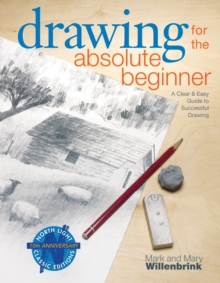 Drawing for the Absolute Beginner, Paperback Book