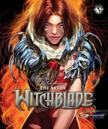 Art of Witchblade Art Book, Paperback / softback Book