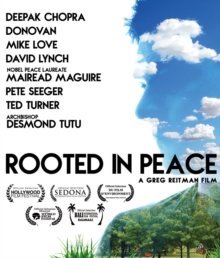Rooted in Peace Blu-Ray, Digital Book