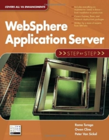 WebSphere Application Server : Step by Step, Paperback Book