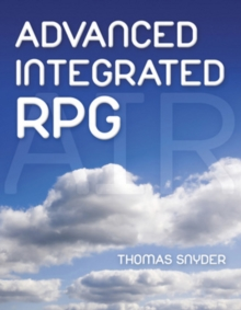 Advanced Integrated RPG, Paperback Book