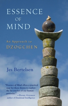 Essence Of Mind, Paperback Book