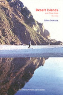 Desert Islands : and Other Texts, 1953-1974, Paperback / softback Book