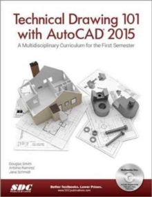 Technical Drawing 101 with AutoCAD, Paperback Book