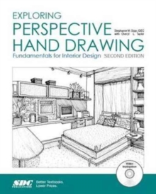 Exploring Perspective Hand Drawing (2nd Edition), Paperback / softback Book