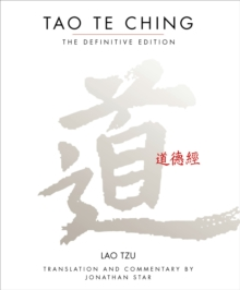 Tao Te Ching : The Definitive Edition, Paperback / softback Book