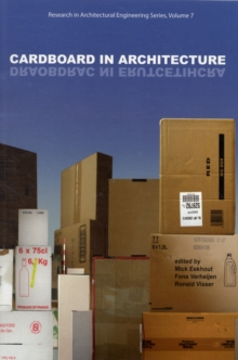 Cardboard in Architecture, Paperback / softback Book