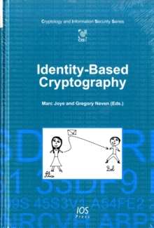 Identity-based Cryptography, Hardback Book