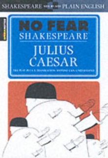 Julius Caesar (No Fear Shakespeare), Paperback / softback Book