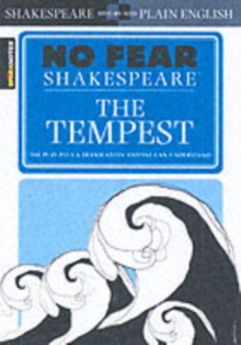 The Tempest (No Fear Shakespeare), Paperback Book