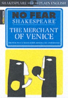 The Merchant of Venice (No Fear Shakespeare), Paperback Book
