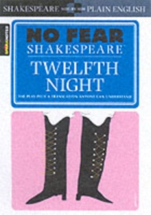 Twelfth Night (No Fear Shakespeare), Paperback / softback Book