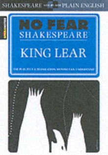 King Lear (No Fear Shakespeare), Paperback / softback Book