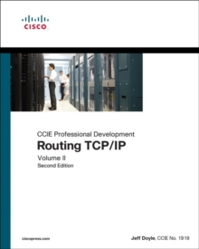 Routing TCP/IP, Volume II : CCIE Professional Development, Hardback Book