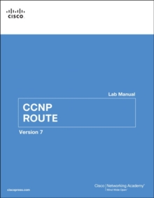 CCNP ROUTE Lab Manual, Paperback Book