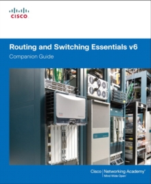 Routing and Switching Essentials v6 Companion Guide, Mixed media product Book