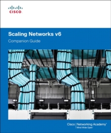 Scaling Networks v6 Companion Guide, Hardback Book