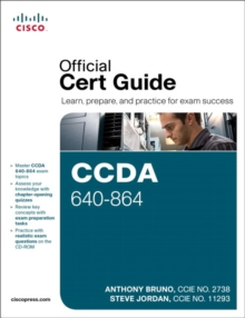 CCDA 640-864 Official Cert Guide, Mixed media product Book