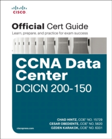 CCNA Data Center DCICN 200-150 Official Cert Guide, 1/e, Mixed media product Book