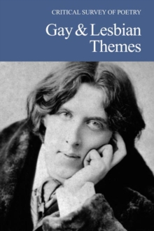 Critical Survey of Poetry : Gay & Lesbian Themes Poets, PDF eBook