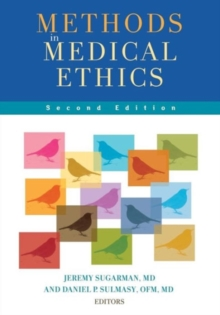 Methods in Medical Ethics, Paperback Book