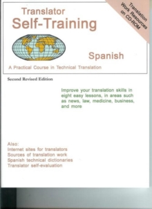 Translator Self-Training--Spanish : A Practical Course in Technical Translation, EPUB eBook