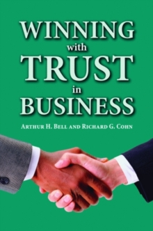 Winning with Trust in Business, Hardback Book