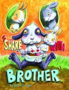 Share With Brother, Hardback Book