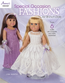 Special Occasion Fashions for 18-Inch Dolls, Paperback Book