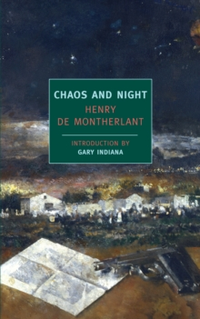 Chaos And Night, Paperback Book