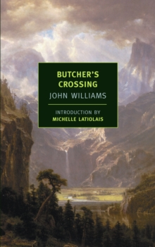 Butcher's Crossing, EPUB eBook