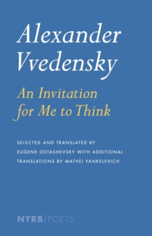 An Invitation For Me To Think, Paperback Book