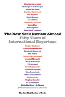 New York Review Abroad, Paperback Book