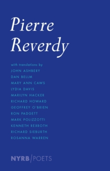 Pierre Reverdy, Paperback Book