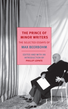 The Prince Of Minor Writers, Paperback Book