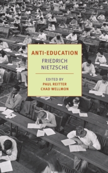 Anti-Education, Paperback Book