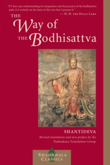 The Way Of The Bodhisattva, Paperback / softback Book