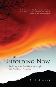 The Unfolding Now, Paperback / softback Book