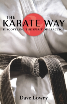 The Karate Way, Paperback Book