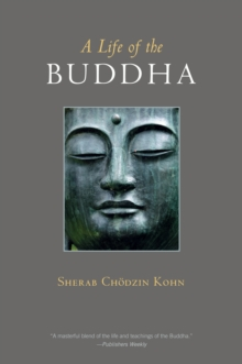 A Life Of The Buddha, A, Paperback / softback Book