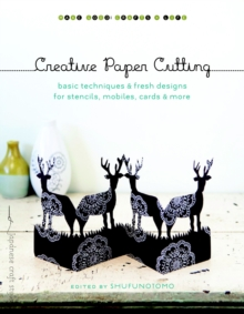 Creative Paper Cutting, Paperback / softback Book