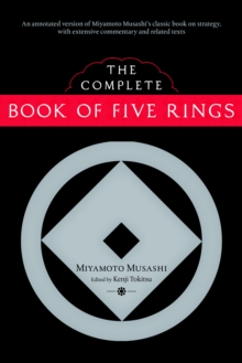 The Complete Book Of Five Rings, Paperback Book