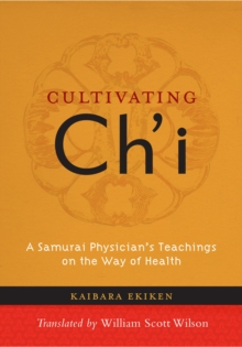 Cultivating Ch'i, Paperback Book