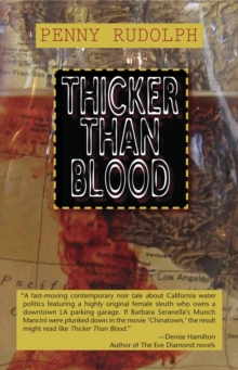 Thicker Than Blood, Hardback Book