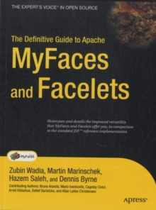 The Definitive Guide to Apache MyFaces and Facelets, Paperback Book